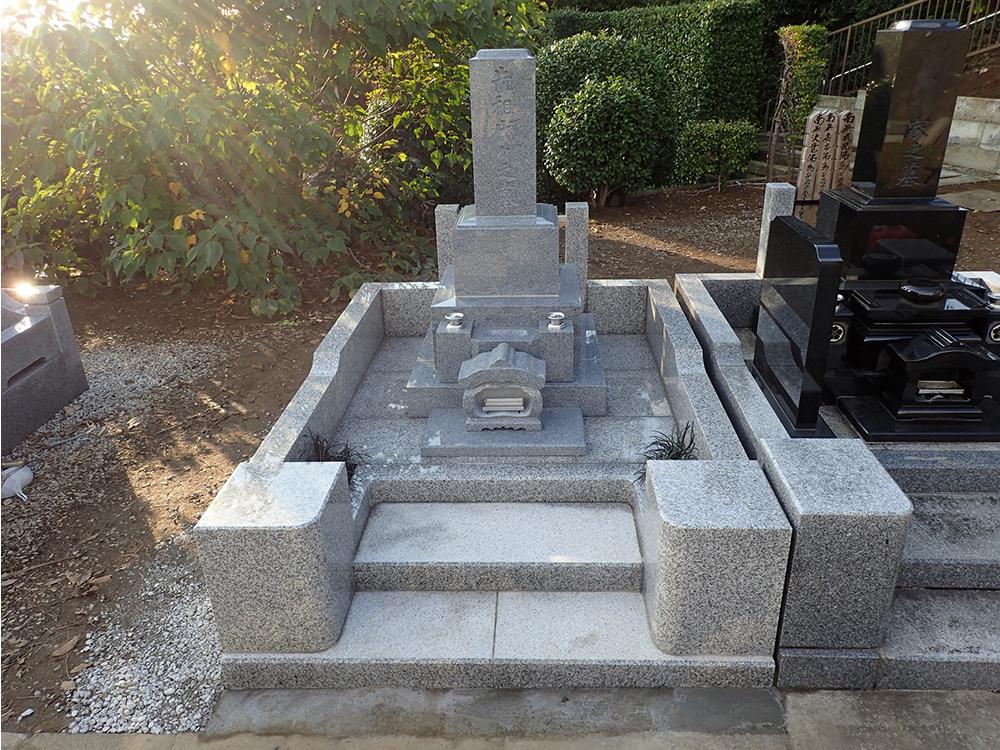 和型 お墓