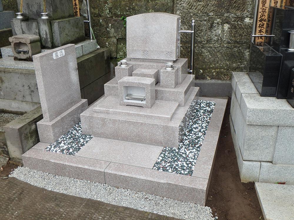 横洋型 お墓
