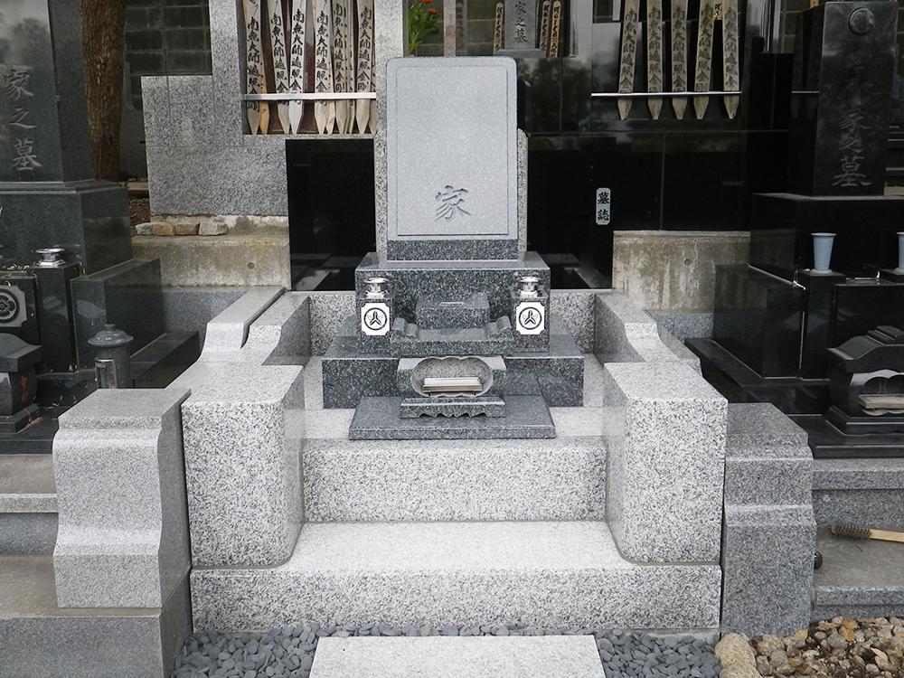 縦洋型 お墓